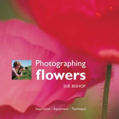 cover - photographing flowers