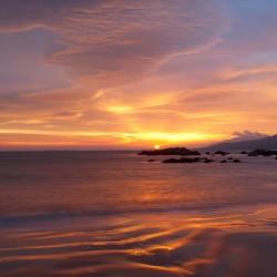sunrise from cloghane beach 3